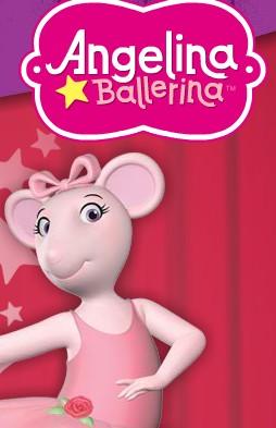 angelina ballerina the next steps