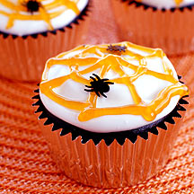 Weight Watchers' Halloween Cupcakes