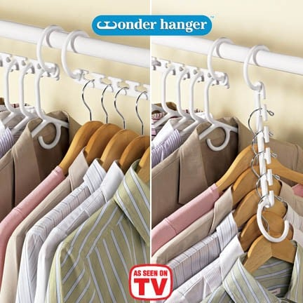 The Wonder Hanger - A Fashion Must Have Accessory