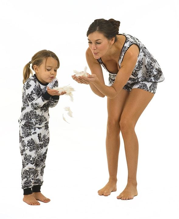 BedHead Pajamas Spring 2010 - Mom & Me