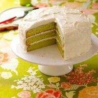 Recipe: Key Lime Cake