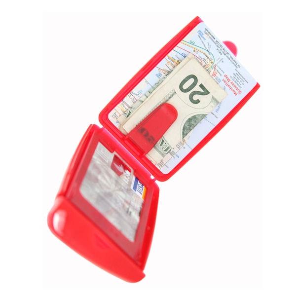 Jimi Wallet Red