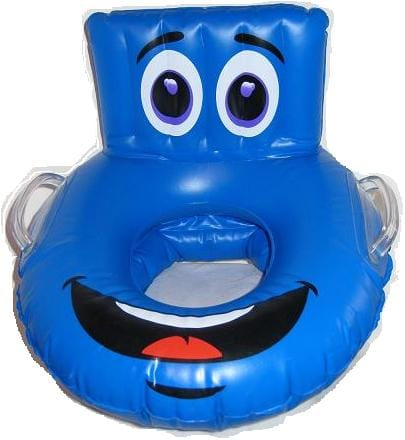 On The Go Potty Blue