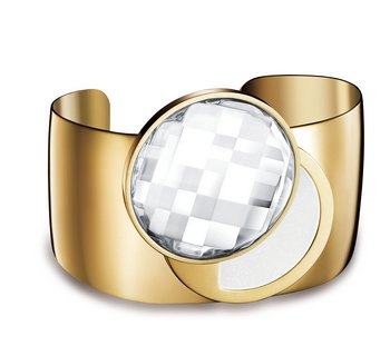 SJP NYC solid perfume cuff