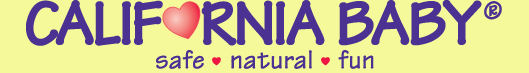 California Baby Logo
