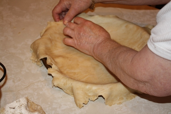 Maltese Torta Recipe dough
