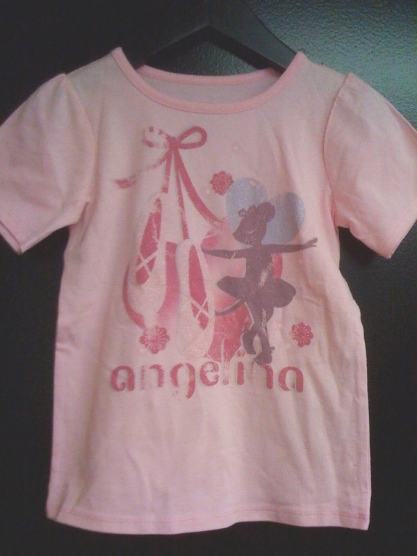 Pink Angelina T