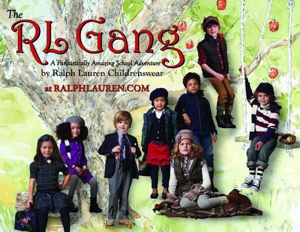 Ralph Lauren Childrenswear Collection Preview