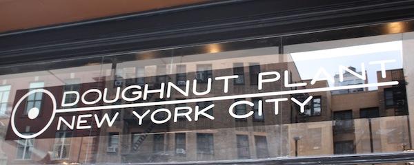The Doughnut Plant