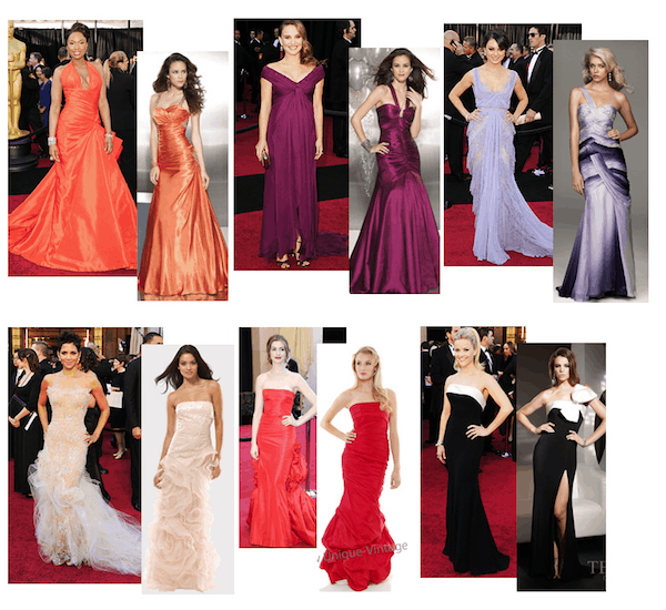 Get The 2011 Oscar Dress Of Your Dreams For Less