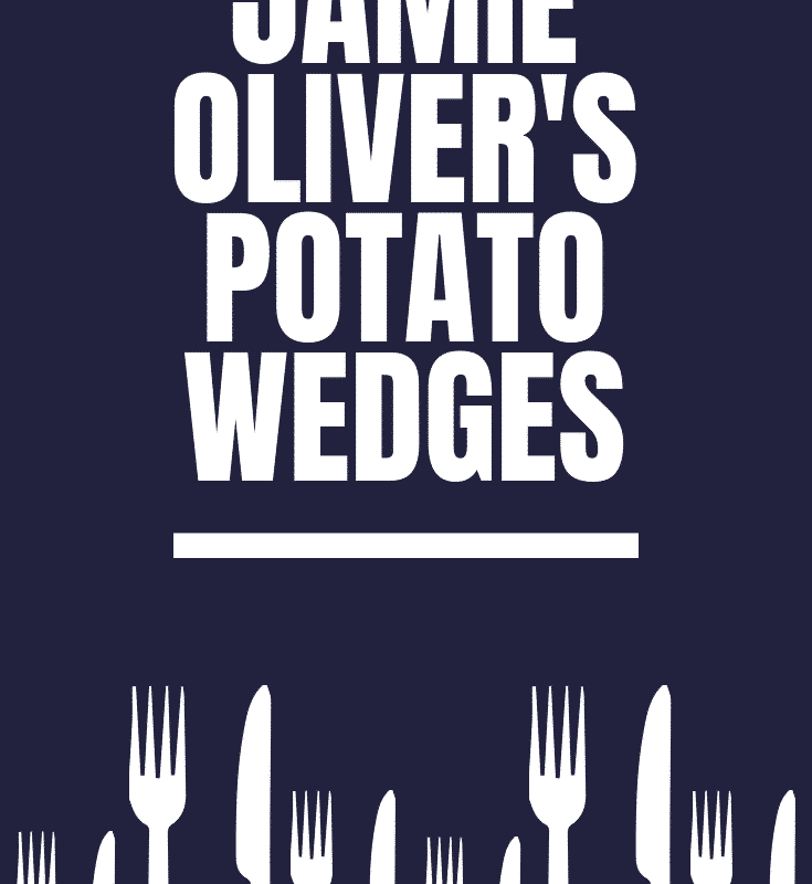 Who Needs French Fries When You Have Jamie Olivers Potato