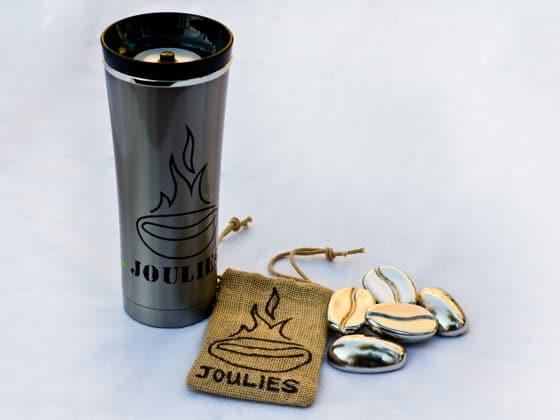 coffee joulies keep coffee hot