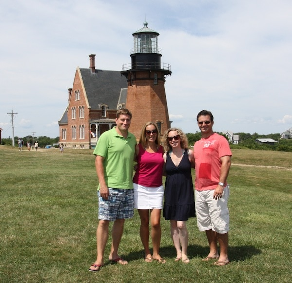 Block Island Vacation