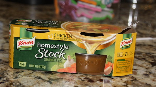 homestyle stock chicken