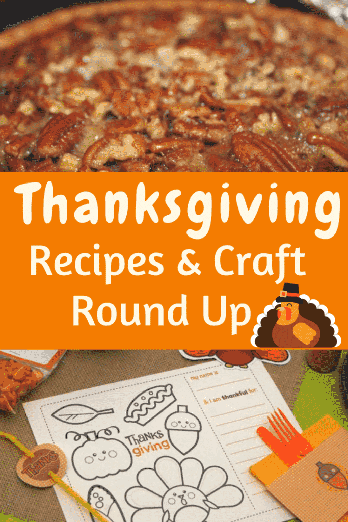 Thanksgiving Recipes And Craft Projects: Over A Dozen To Choose From!