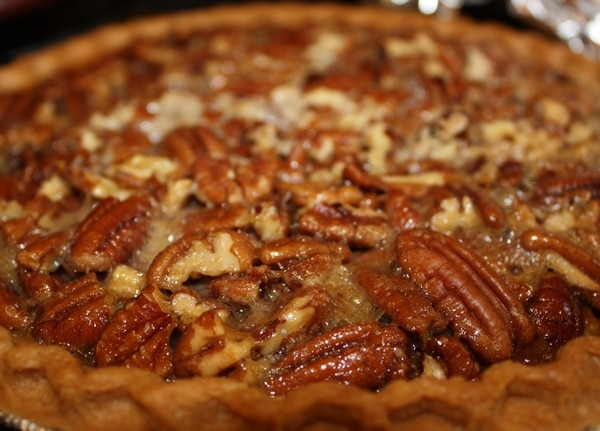 Thanksgiving Dessert: Pecan Pie recipe