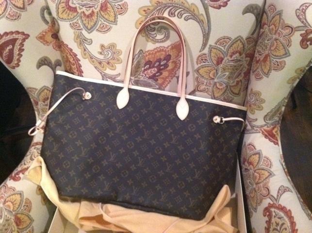 My Husband Bought Me A Louis Vuitton Bag