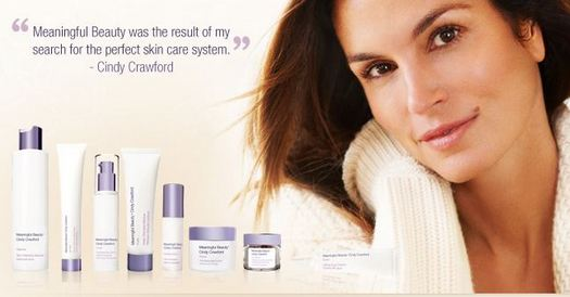 Cindy Crawford Meaningful Beauty Kit