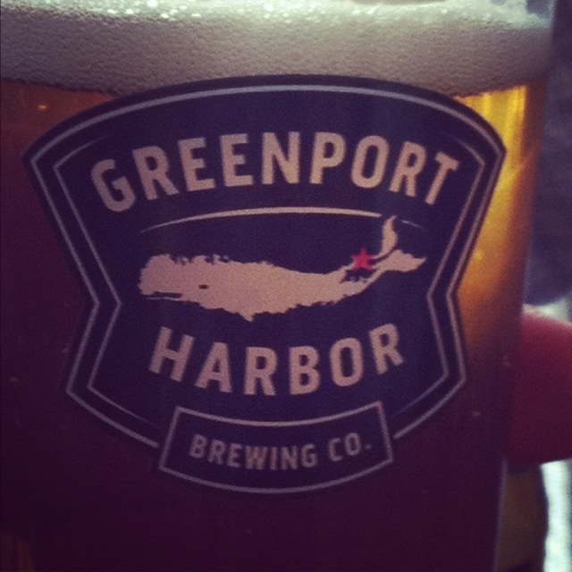 Greenport Harbor Beer