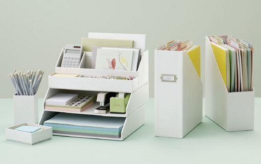 Mix And Match Items From The Martha Home Office