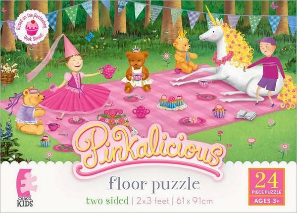Silverlicious & Pinkalicious Games & Puzzles