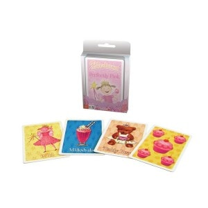 pinkalicious perfectly pink card game