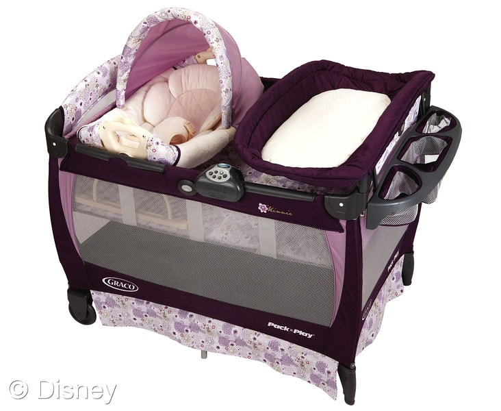 Disney S Minnie Mouse Collection By Graco Disneybaby