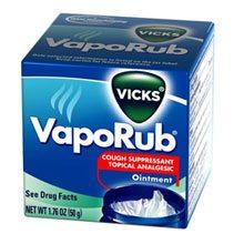 vapor rub for cracked feet
