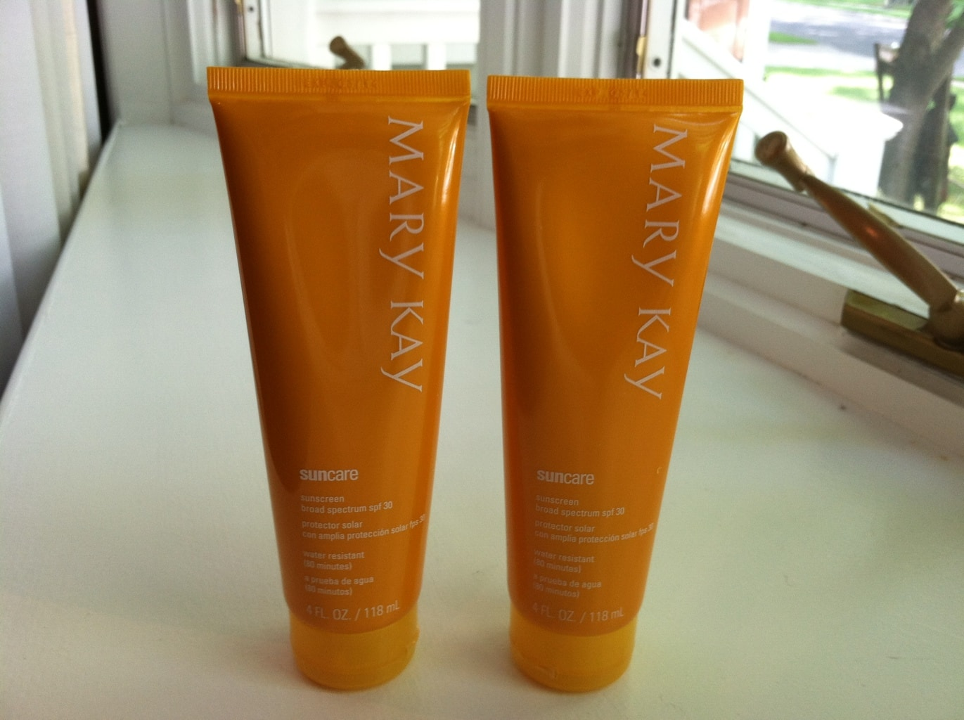 Mary Kay Sunscreen