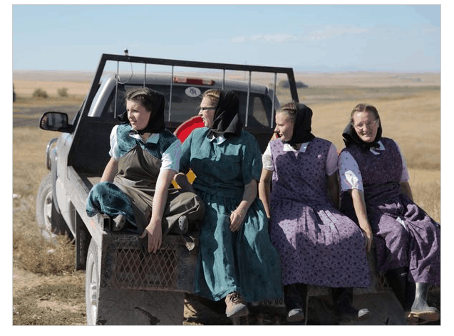 america colony meet the hutterites