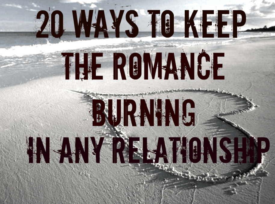 romance tips for relationships
