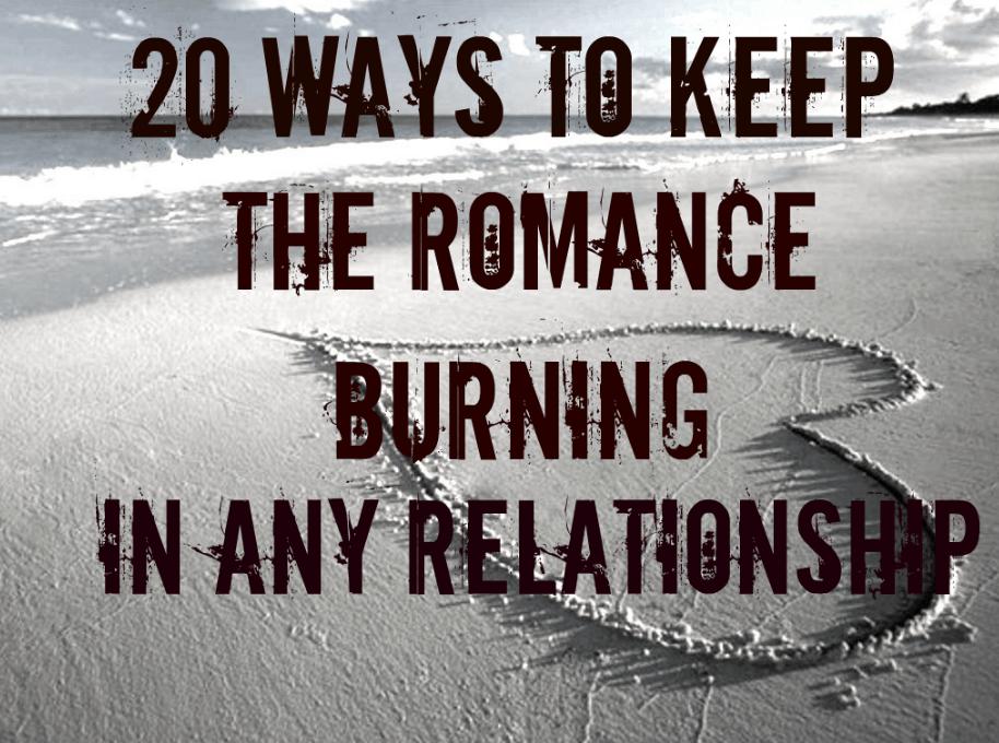 romance tips for relationships
