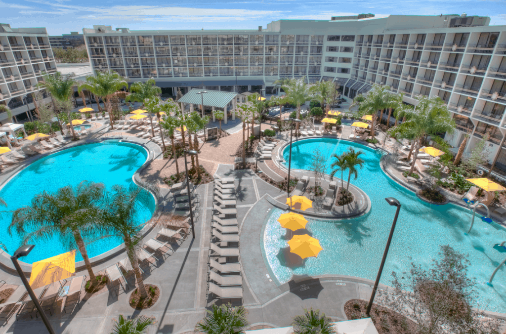 sheraton lake buena vista resort pool