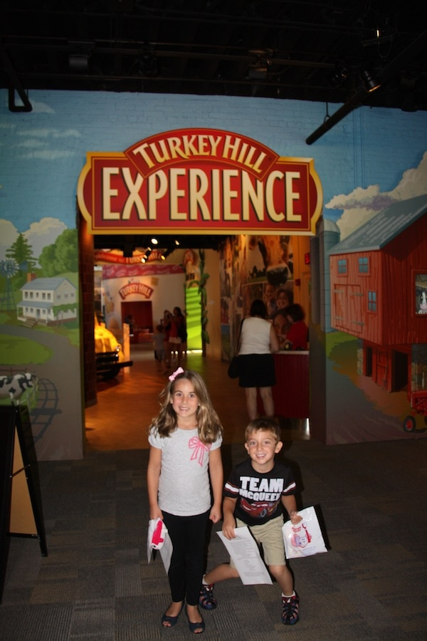 turkey hill experience factory tour