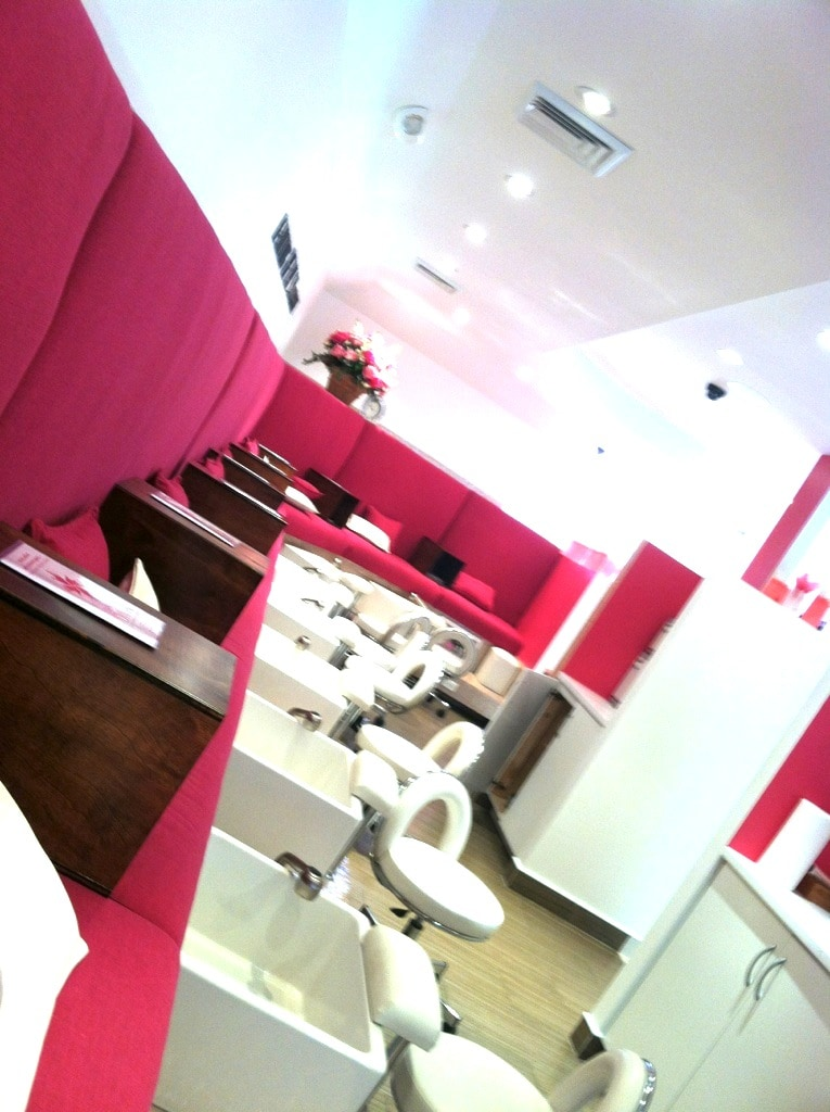 dashing divas nail salon garden city