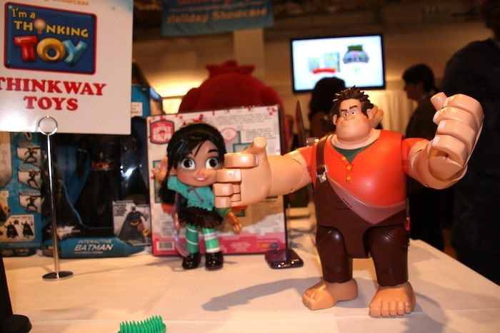 wreck it ralph talking toys