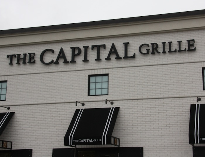 Capital Grille In Roosevelt Field Mall - Restaurant Review Capital Grille Garden City