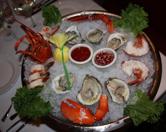 Capital Grill Roosevelt Field Oysters