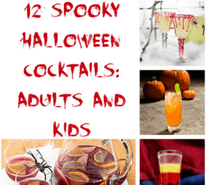 Spooky Cocktail For Halloween: Drinks For Adults And Kids