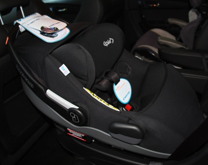 maxi cosi prezi car seat review