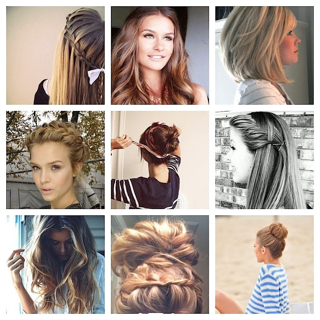 100 Top Hairstyles Every Woman Should Try: Braids, Curls, Up-Dos ...