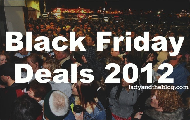 1a872826067 Black Friday Deals 2012  The Ultimate List (Updated Frequently ...