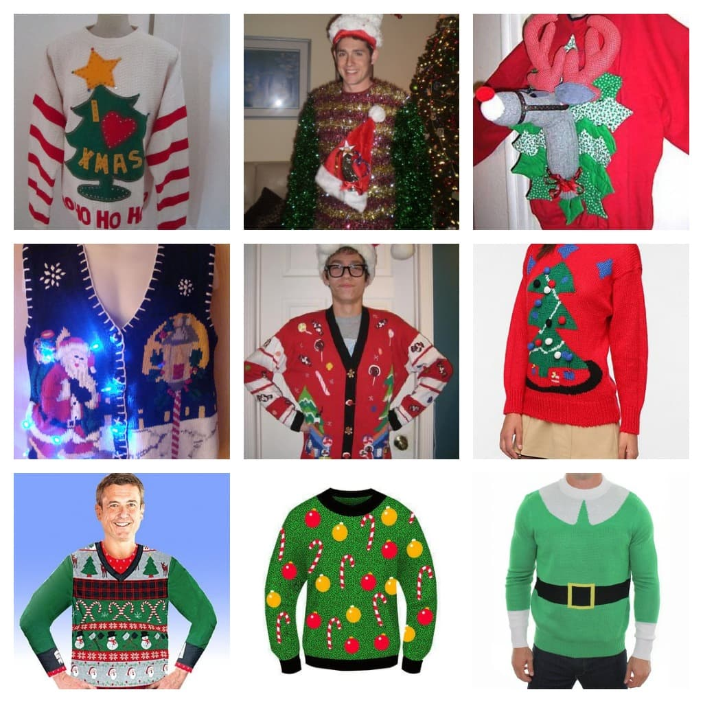 Todays Obsession Ugly Christmas Sweaters Lady And The Blog
