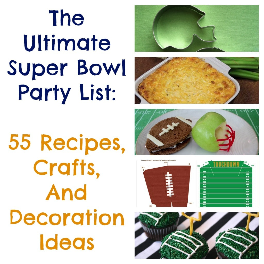 Here Are Some Of The Best Super Bowl Party Ideas I Found On Web To Date Recipes Especially Out Control Fantastic