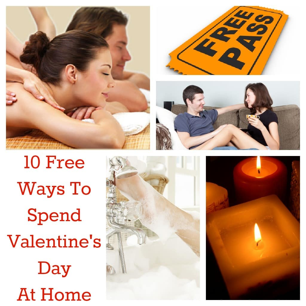 10 Free Ways to Spend Valentine's Day at Home