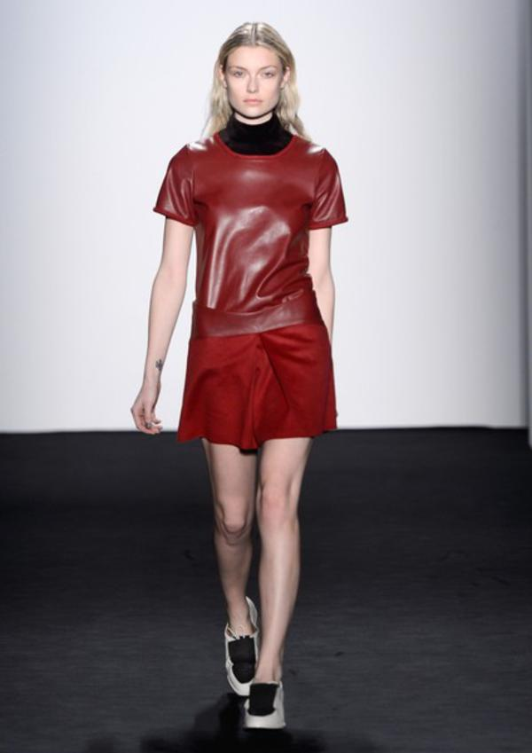 Timo Weiland Women's - Runway - Fall 2013 Mercedes-Benz Fashion Week