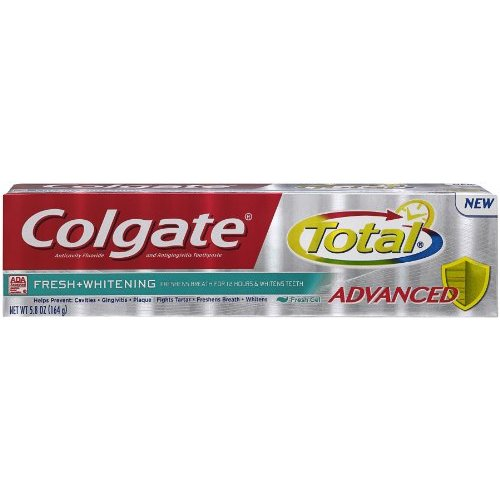 48 Hour Contest: Colgate Better Health Package