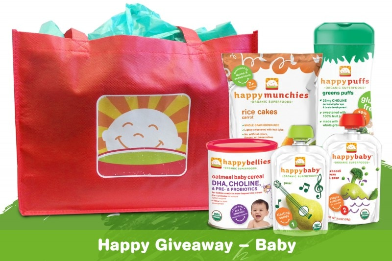Happy Giveaway Baby