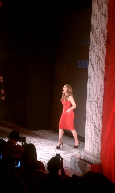 The Heart Truth Red Dress Collection Fashion Show