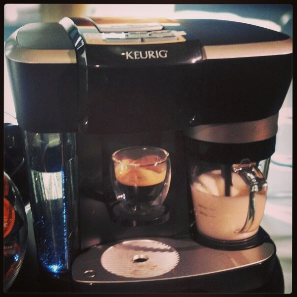 Latte Lovers Rejoice Keurig Presents The New Rivo Machine